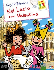 Nel Lazio con Valentina