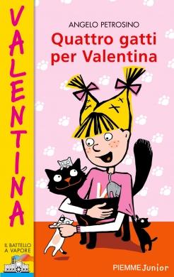 Quattro gatti per Valentina
