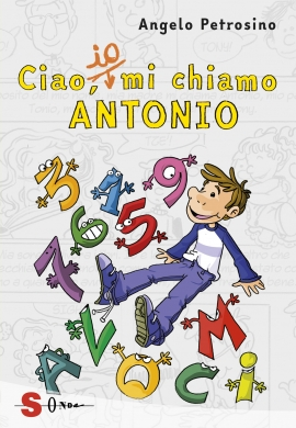 Ciao, io mi chiamo ANTONIO